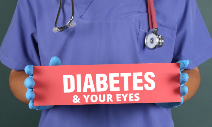 Diabetic Retinal Exam