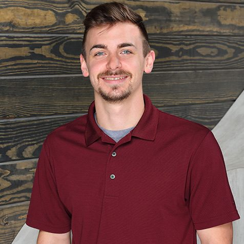 Justin Holcomb Customer Support Manager